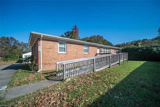 6280 Hudson Ave, Norfolk, VA 23502 (#10351825) :: Kristie Weaver, REALTOR