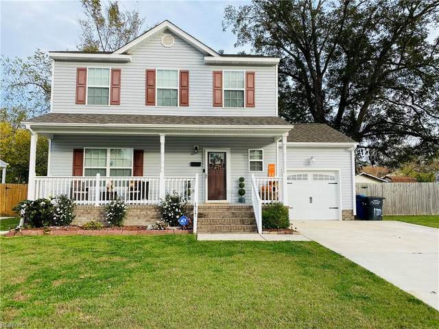 1717 Maple Ave, Portsmouth, VA 23701 (#10351849) :: Berkshire Hathaway HomeServices Towne Realty