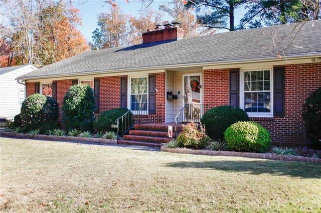 314 Mistletoe Dr, Newport News, VA 23606 (#10351881) :: Berkshire Hathaway HomeServices Towne Realty