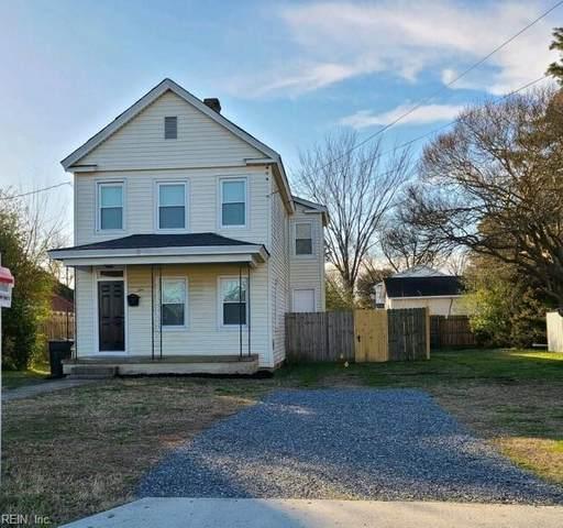 9 Bland St, Hampton, VA 23669 (#10351951) :: Atkinson Realty