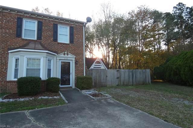 205 Marshwood Ct, Chesapeake, VA 23322 (#10351982) :: Berkshire Hathaway HomeServices Towne Realty