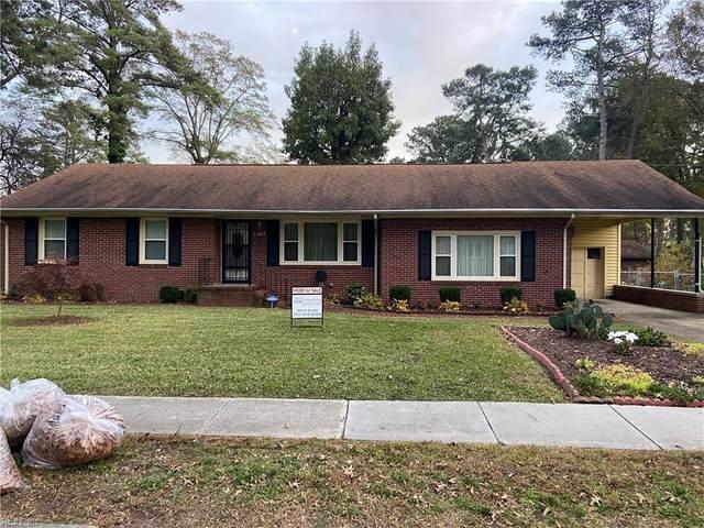 812 Jasmine Ave, Norfolk, VA 23502 (#10352198) :: Berkshire Hathaway HomeServices Towne Realty