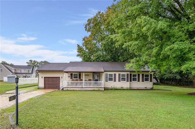 7213 Canal St, James City County, VA 23089 (#10352204) :: RE/MAX Central Realty