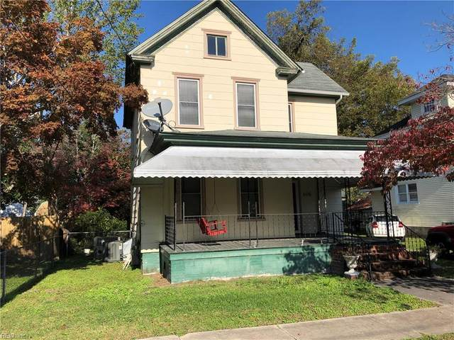 606 W Colonial Ave, Pasquotank County, NC 27909 (#10352506) :: Seaside Realty