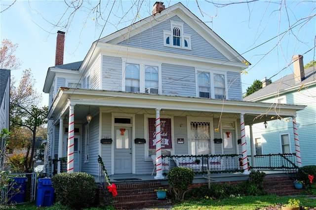 344 Maryland Ave, Portsmouth, VA 23707 (#10352513) :: Verian Realty