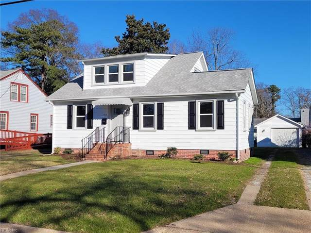302 Cherokee Rd, Hampton, VA 23661 (#10352641) :: Momentum Real Estate