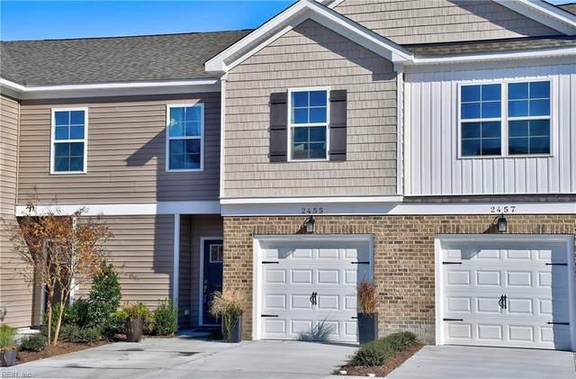 2435 Fieldsway Dr, Chesapeake, VA 23320 (#10352766) :: Rocket Real Estate