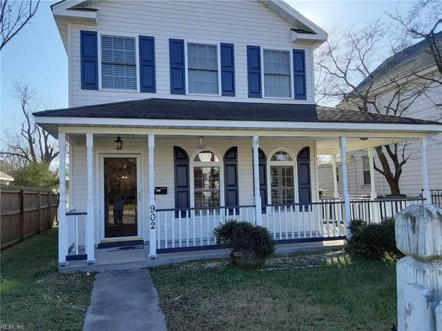 902 E Pembroke Ave, Hampton, VA 23669 (#10353330) :: Berkshire Hathaway HomeServices Towne Realty