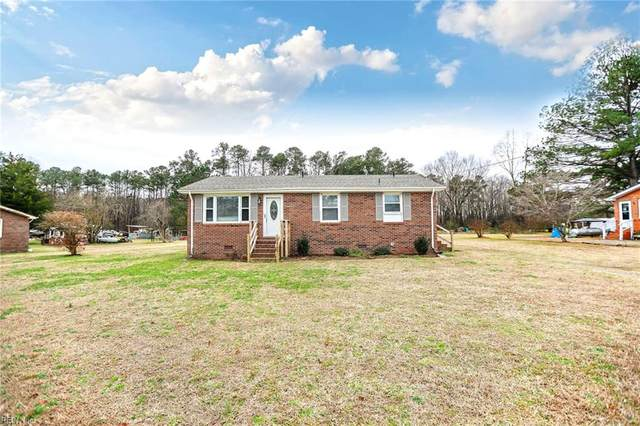 9460 Central Hill Rd, Isle of Wight County, VA 23487 (#10353384) :: Momentum Real Estate