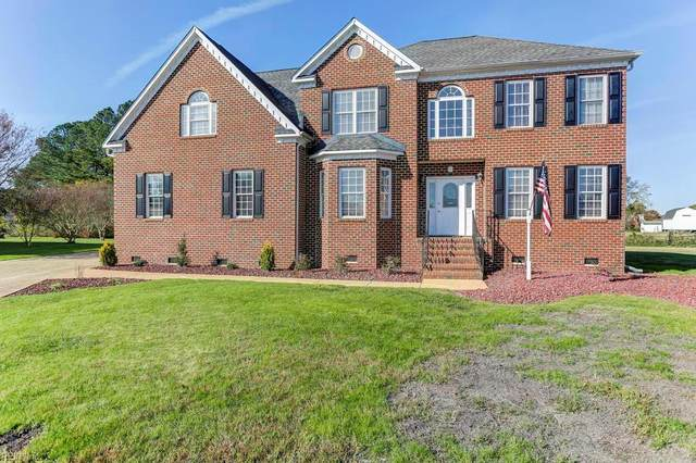 11 Pheasant Dr, Poquoson, VA 23662 (#10353483) :: Berkshire Hathaway HomeServices Towne Realty