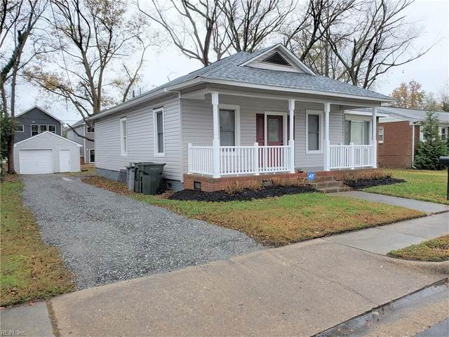 2108 Victoria Blvd, Hampton, VA 23661 (#10353485) :: Seaside Realty