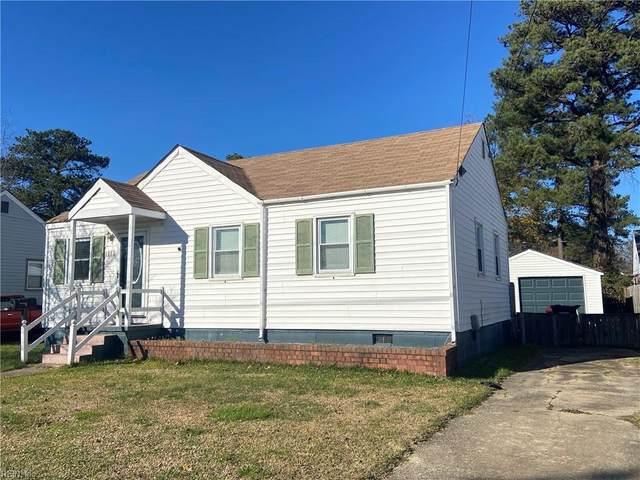 1113 Anne Ave, Chesapeake, VA 23324 (#10353509) :: Berkshire Hathaway HomeServices Towne Realty