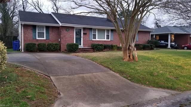 35 Rivercrest Dr, Portsmouth, VA 23701 (#10353832) :: Crescas Real Estate