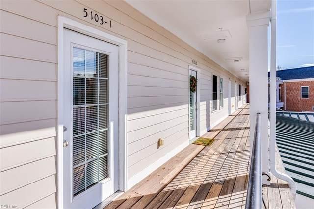5103 Center St 2A, Williamsburg, VA 23188 (#10353897) :: Momentum Real Estate