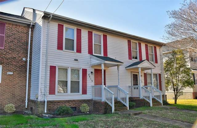 4413 King St, Portsmouth, VA 23707 (#10354303) :: Atkinson Realty