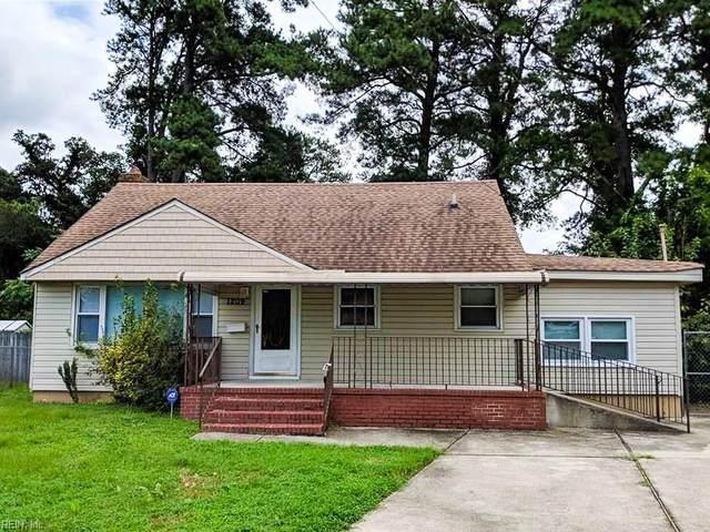 1209 River Oaks Dr, Norfolk, VA 23502 (#10354644) :: Tom Milan Team