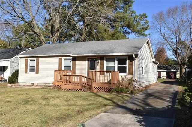 130 Riverview Dr, Hampton, VA 23669 (#10354742) :: Austin James Realty LLC