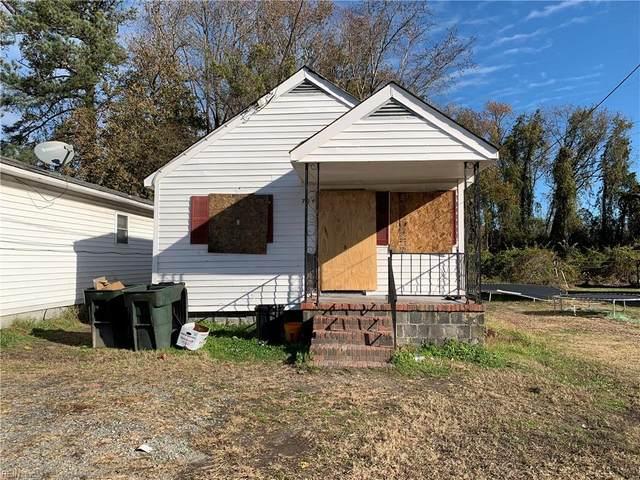 724 Spruce St, Hampton, VA 23661 (#10354894) :: Community Partner Group