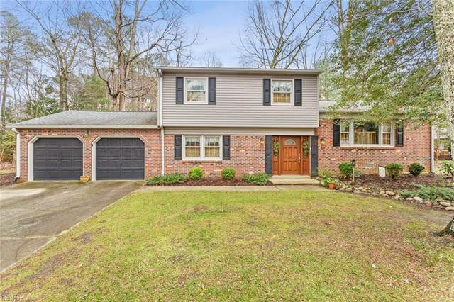 105 Pioneer Ln, York County, VA 23692 (#10355183) :: Berkshire Hathaway HomeServices Towne Realty
