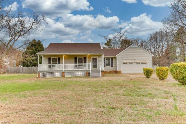 108 Nice Dr, James City County, VA 23188 (#10355301) :: Tom Milan Team