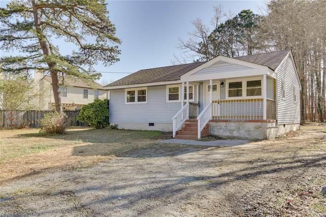 690 Old Fort Eustis Blvd, Newport News, VA 23608 (#10355340) :: Momentum Real Estate