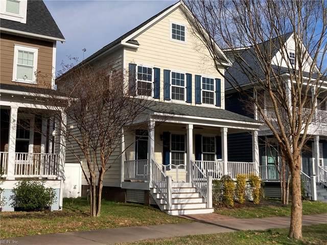2607 E Pembroke Ave, Hampton, VA 23664 (#10355398) :: Atkinson Realty