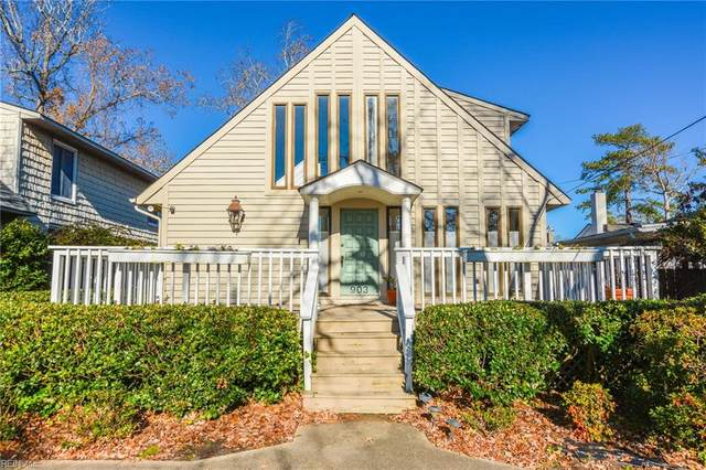 903 Goldsboro Ave, Virginia Beach, VA 23451 (#10355621) :: Judy Reed Realty