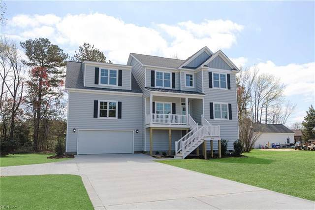 5 Wilson Dr, Poquoson, VA 23662 (#10355696) :: The Bell Tower Real Estate Team