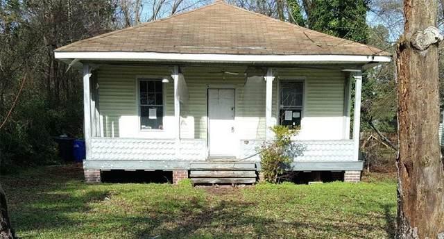 14 Benton Ave, Portsmouth, VA 23702 (#10355784) :: Atkinson Realty