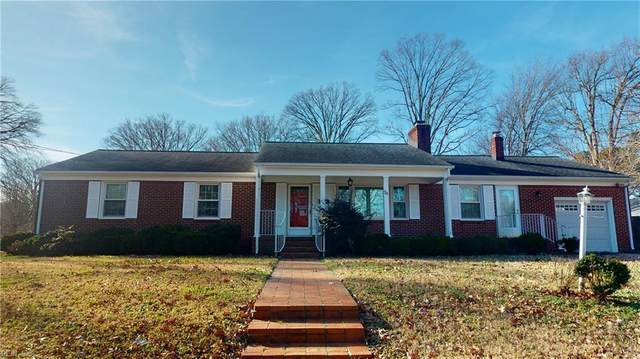 78 Jefferys Dr, Newport News, VA 23601 (#10355811) :: Kristie Weaver, REALTOR