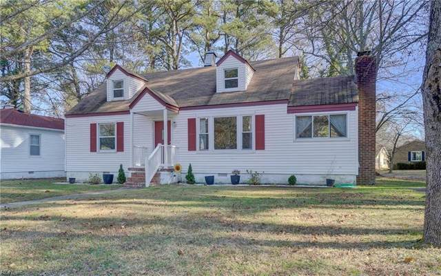 101 Patnor Dr, Portsmouth, VA 23701 (#10355832) :: Berkshire Hathaway HomeServices Towne Realty