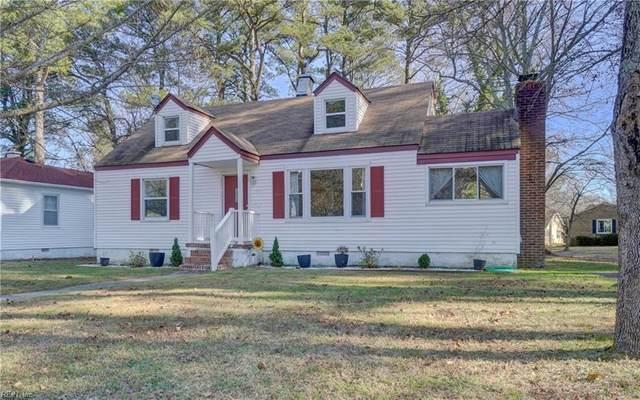 101 Patnor Dr, Portsmouth, VA 23701 (#10355832) :: Momentum Real Estate