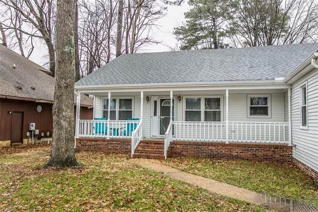 10 Dunn Cir, Hampton, VA 23666 (#10355883) :: Atkinson Realty