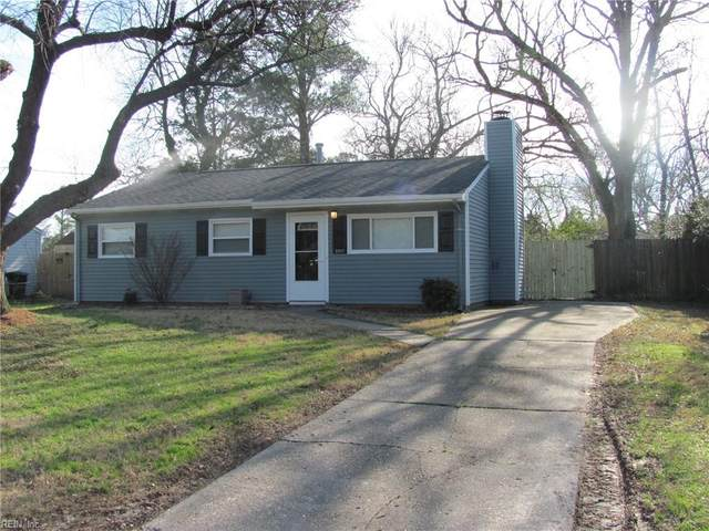3517 Wayne St, Virginia Beach, VA 23452 (#10356025) :: Rocket Real Estate