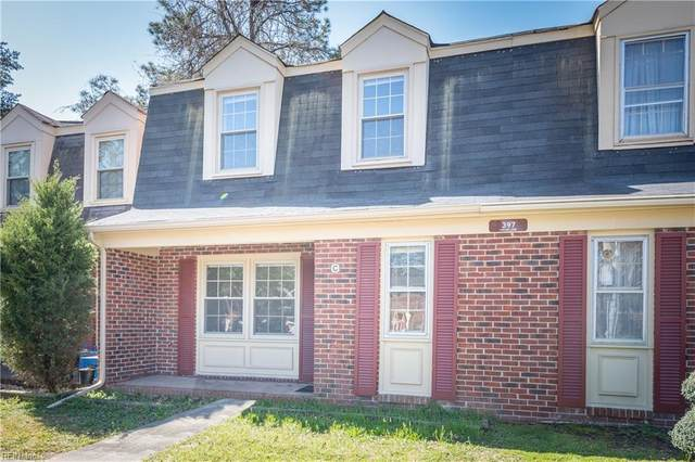 397 Circuit Ln C, Newport News, VA 23608 (#10356051) :: The Bell Tower Real Estate Team