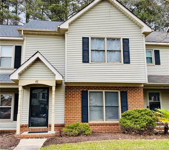 42 Hard Wood Dr, Hampton, VA 23666 (#10356660) :: Crescas Real Estate