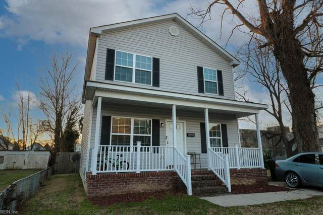 521 Washington St, Hampton, VA 23669 (#10356699) :: Atkinson Realty