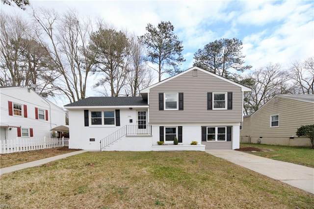 708 Arlington Ter, Hampton, VA 23666 (#10356755) :: Crescas Real Estate