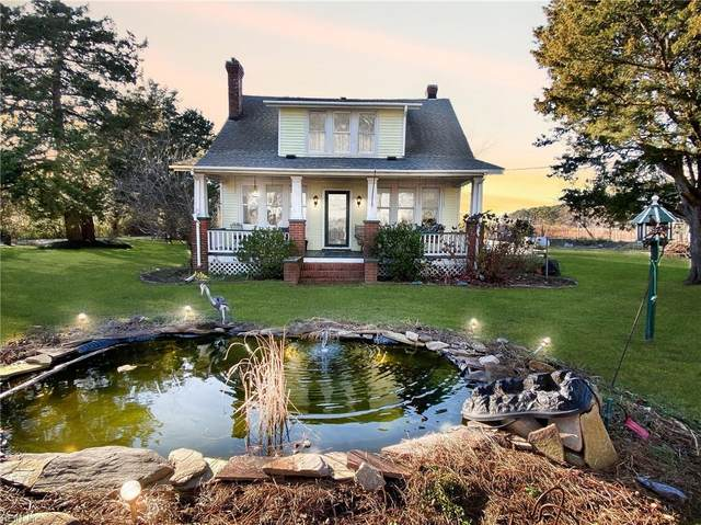 160 South End Rd, Currituck County, NC 27950 (#10356761) :: Kristie Weaver, REALTOR
