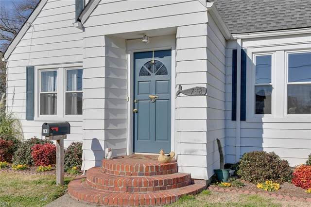 748 Mayfield Ave, Norfolk, VA 23518 (#10356838) :: Kristie Weaver, REALTOR