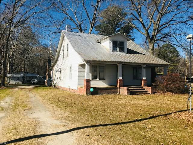 29412 Smiths Ferry Rd, Southampton County, VA 23851 (#10357229) :: Crescas Real Estate