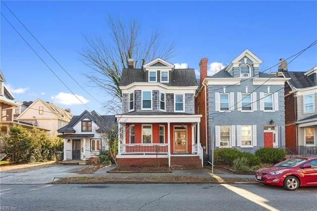511 Boissevain Ave, Norfolk, VA 23507 (#10357433) :: Berkshire Hathaway HomeServices Towne Realty