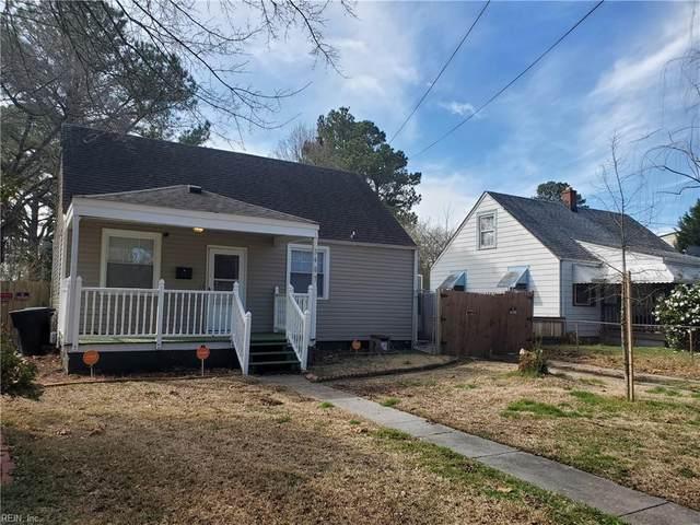 3407 Winchester Dr, Portsmouth, VA 23707 (#10357477) :: Rocket Real Estate