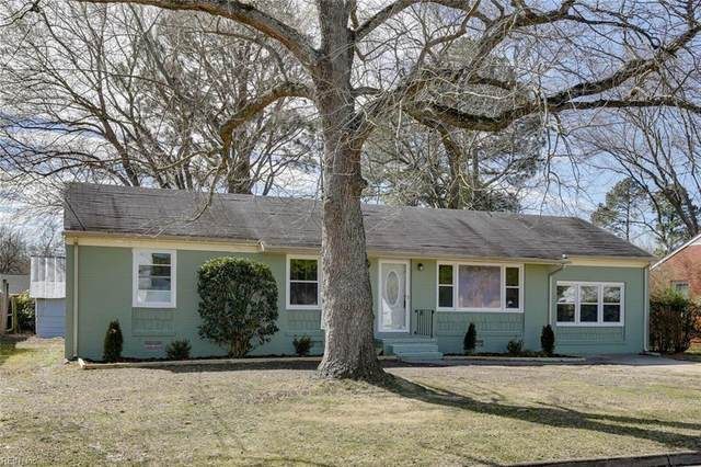 169 Edsyl St, Newport News, VA 23602 (#10357643) :: Crescas Real Estate