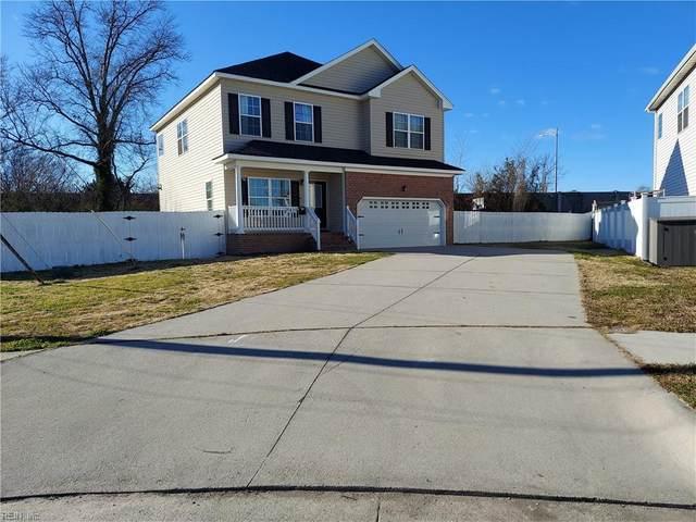 9439 Garrett Ave, Norfolk, VA 23503 (#10357723) :: RE/MAX Central Realty