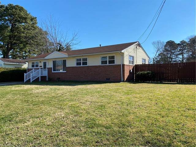 3625 Terry Dr, Norfolk, VA 23518 (#10357817) :: Seaside Realty