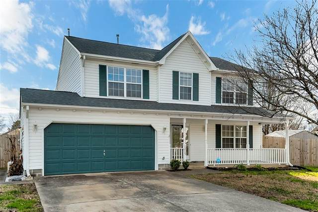 1215 Bell Tower Arch, Chesapeake, VA 23324 (#10357826) :: Kristie Weaver, REALTOR