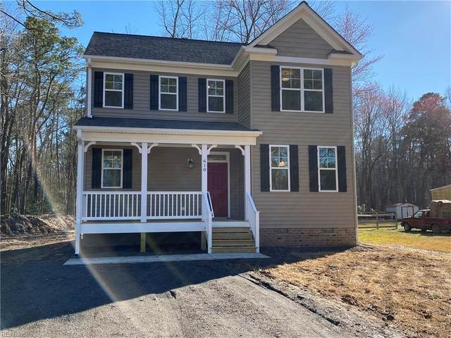 3223 Seaford Rd, York County, VA 23696 (#10357921) :: Judy Reed Realty