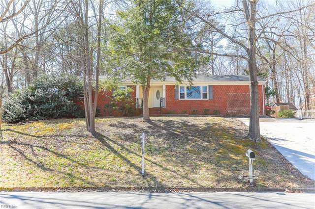 222 Biltmore Dr, Colonial Heights City, VA 23834 (#10358001) :: Atkinson Realty
