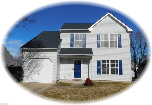 117 Red Robin Turn, Hampton, VA 23669 (#10358271) :: Verian Realty